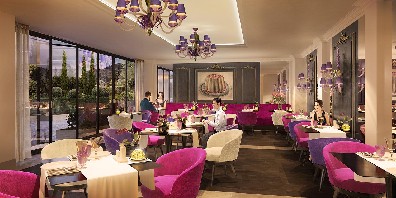 Mas De Pierre-Restaurant-